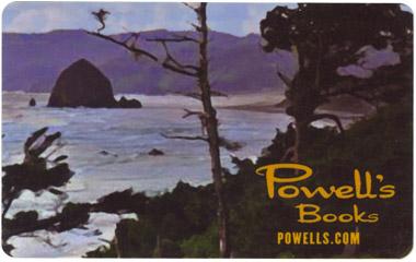 Haystack Rock Powell's Card